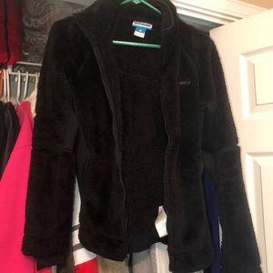 Black women's size medium Columbia Jacket.